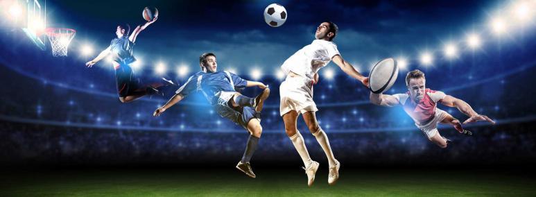 Fußball Feld